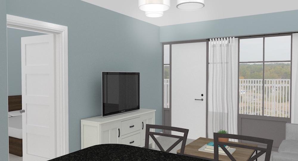 Robison Unit_Living Room