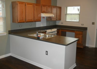 6-VCA Completed kitchen