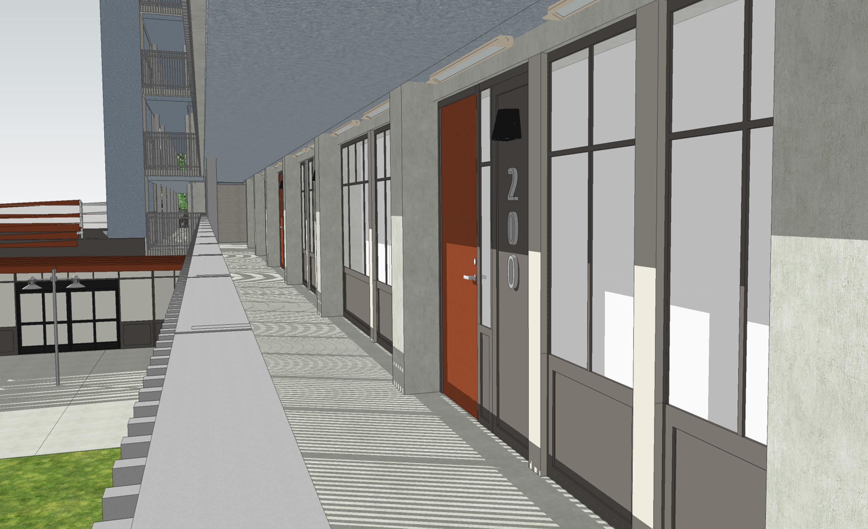 Robison_Building Walkway